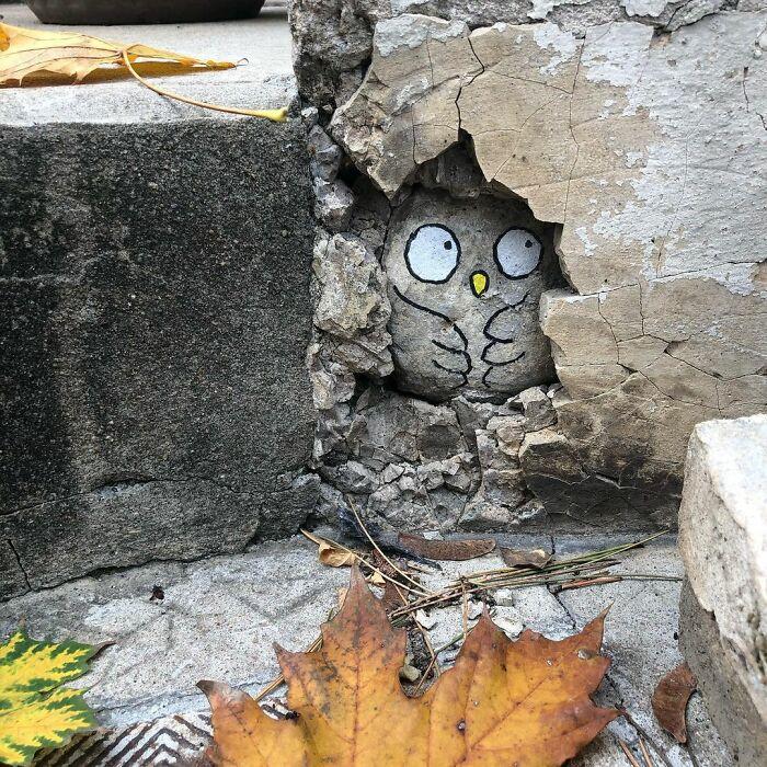 Atos de vandalismo artistico 1