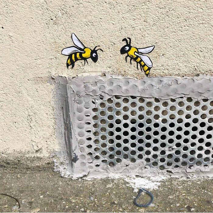 Atos de vandalismo artistico 11