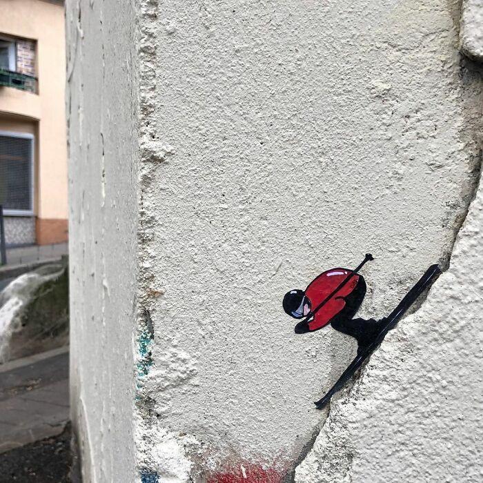 Atos de vandalismo artistico 13