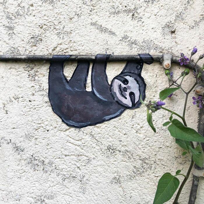 Atos de vandalismo artistico 18