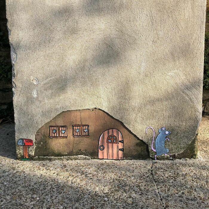 Atos de vandalismo artistico 5