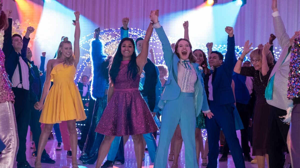 Critica A Festa de Formatura Netflix 2