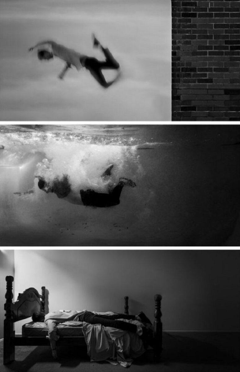 Edward Honaker serie que mostra a angustia de viver com depressao foi criada por fotografo de 21 anos 14