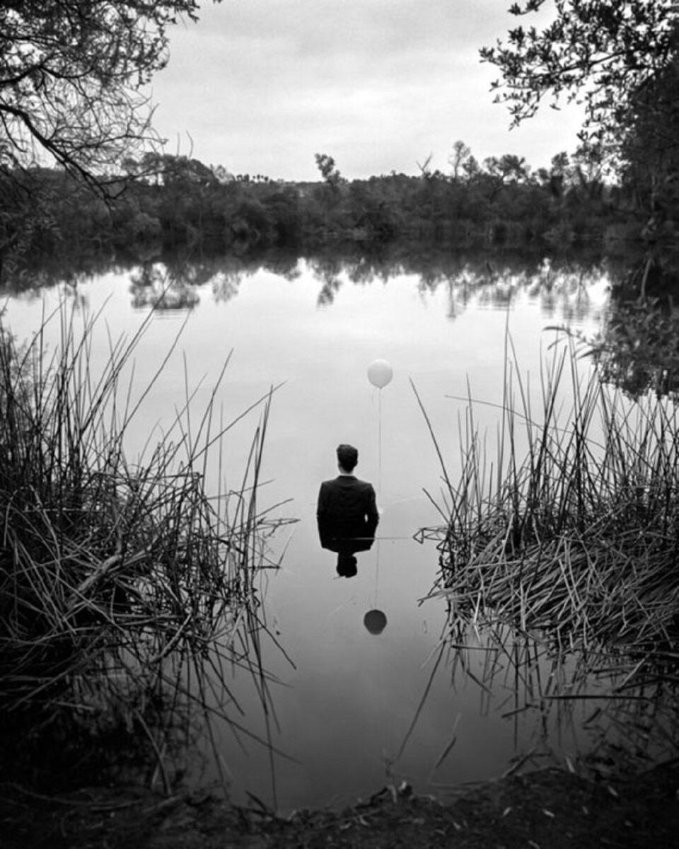 Edward Honaker serie que mostra a angustia de viver com depressao foi criada por fotografo de 21 anos 5