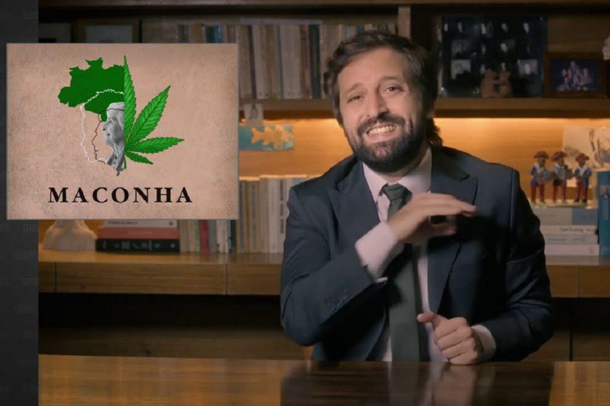 GREG NEWS MACONHA a verdade sobre a cannabis e muito mais