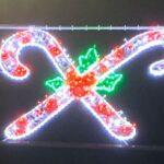 Na Escocia as criancas projetam suas luzes de Natal e resultado e adoravel 50