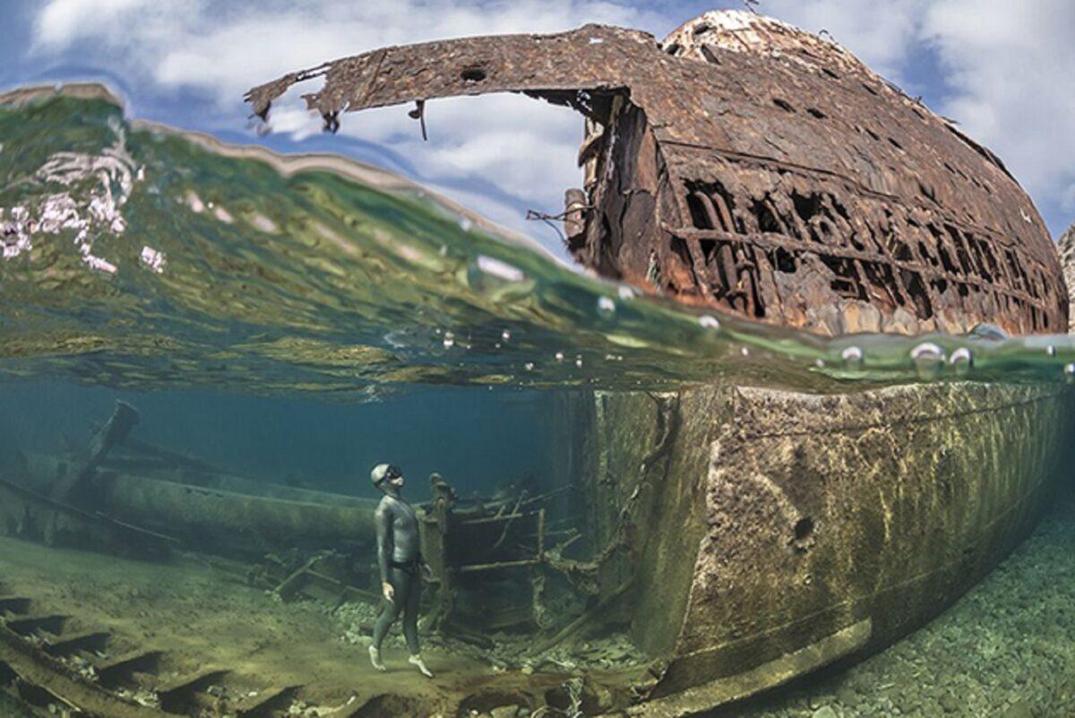 Through Your Lens Underwater Photo Contest confira as melhores fotos submersas de 2020 13