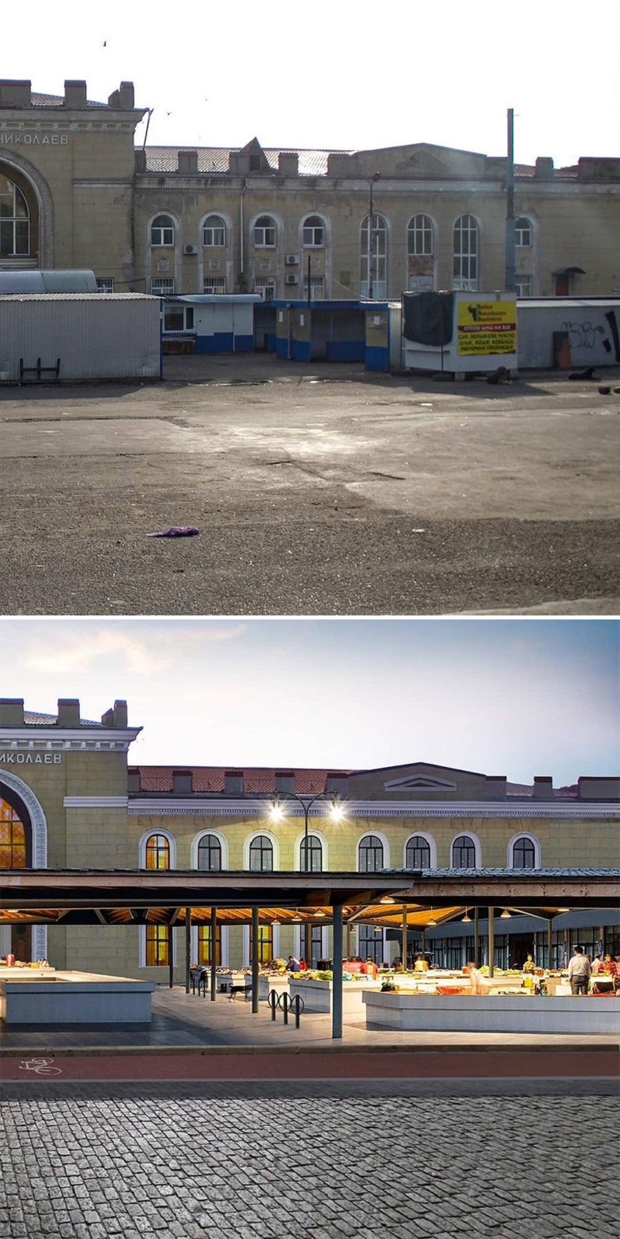 Andrey Goopsa artista mostra com antes e depois como paises pos sovieticos deveriam ser hoje 6