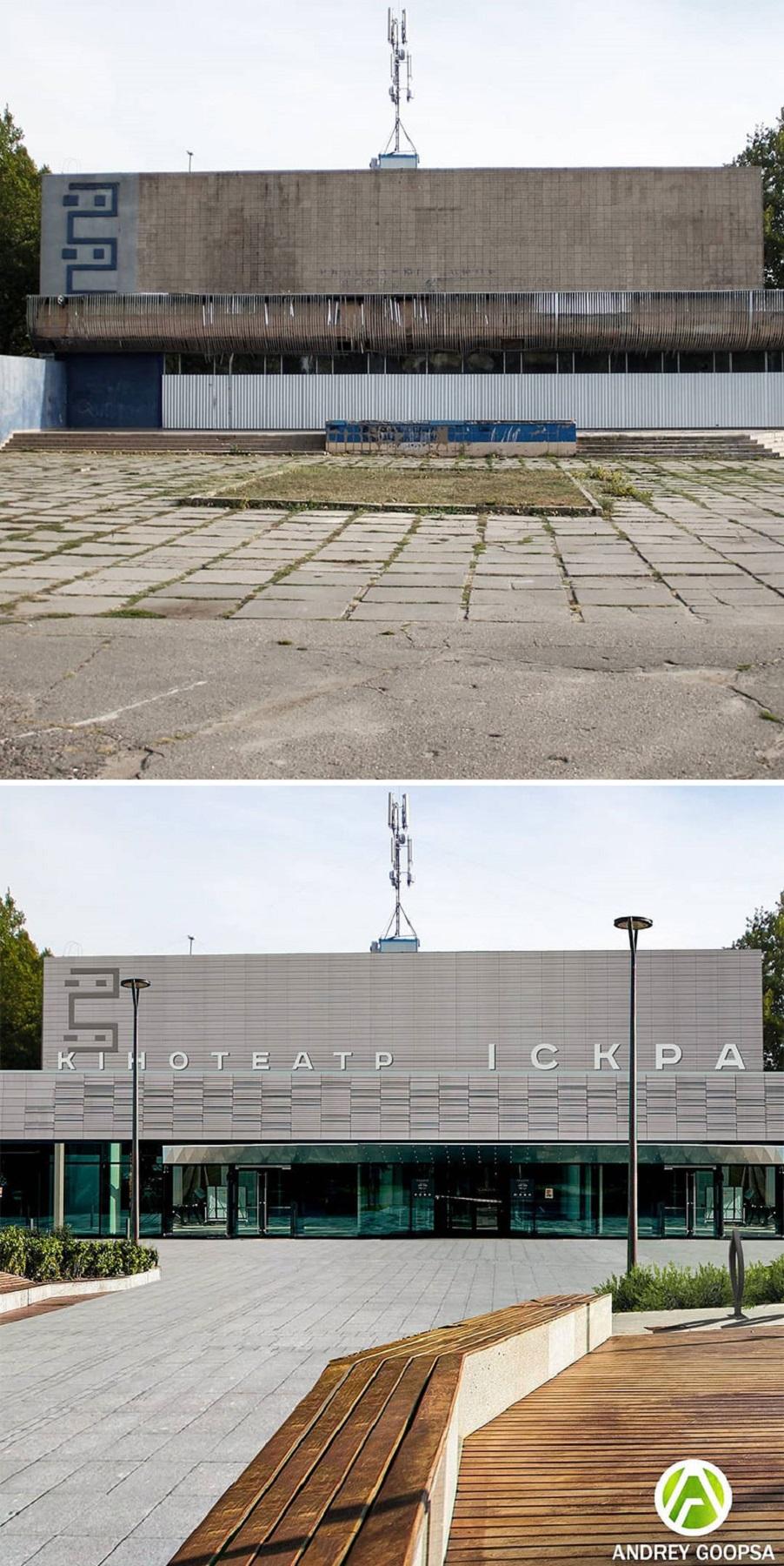 Andrey Goopsa artista mostra com antes e depois como paises pos sovieticos deveriam ser hoje 8