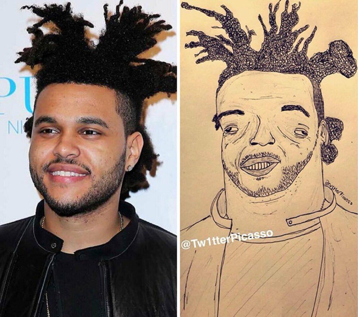 As piores fan art de pessoas famosas 20