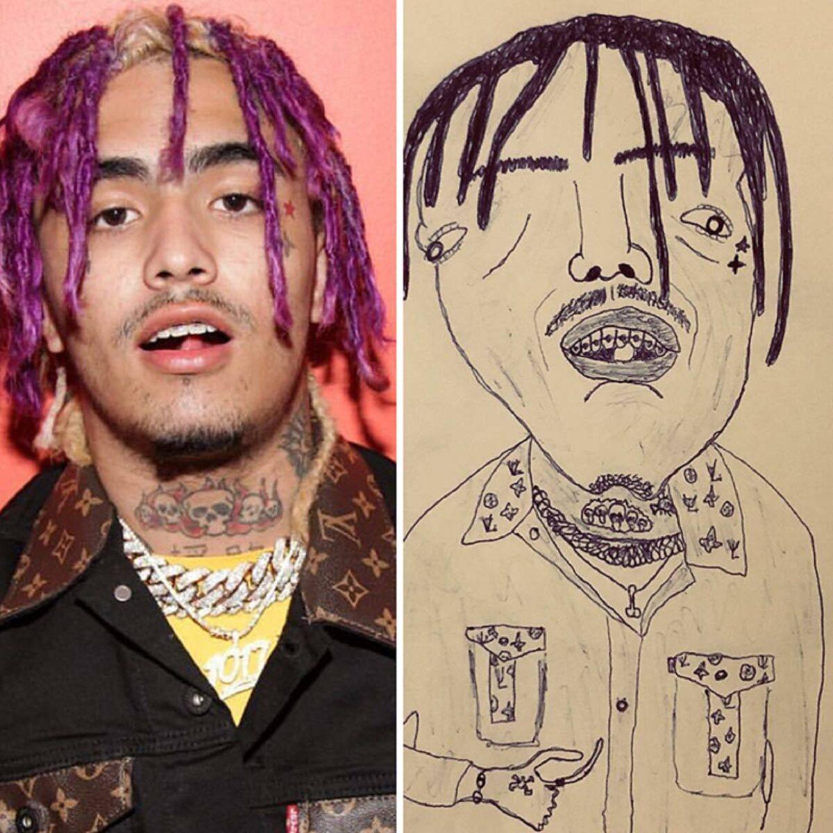 As piores fan art de pessoas famosas 23