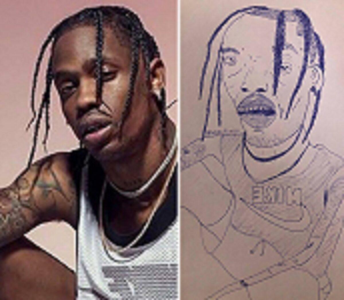 As piores fan art de pessoas famosas 25