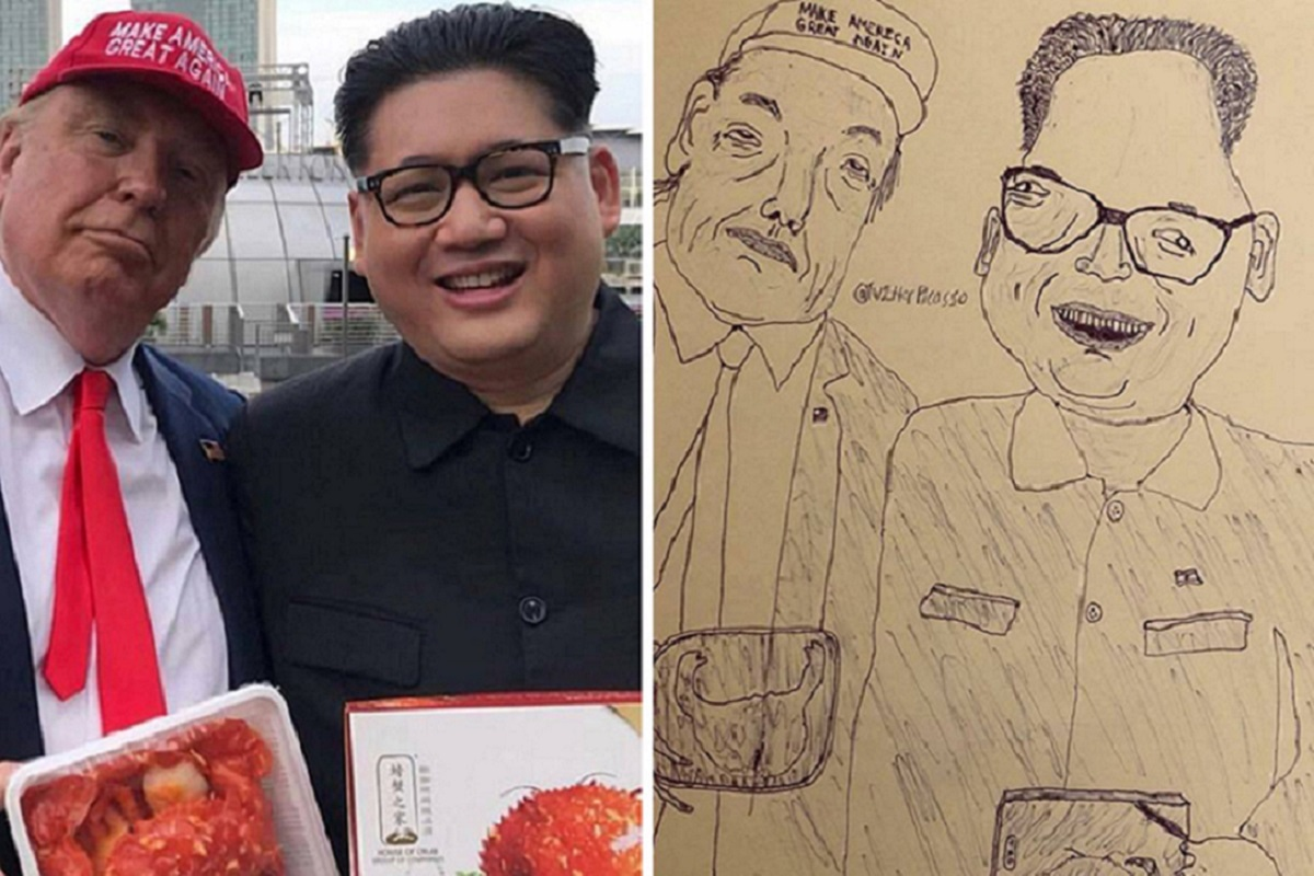 As piores 'fan art' de pessoas famosas