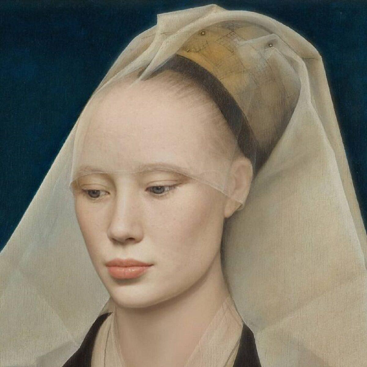 Bas Uterwijk artista mostra como eram essas figuras historicas na vida real 16