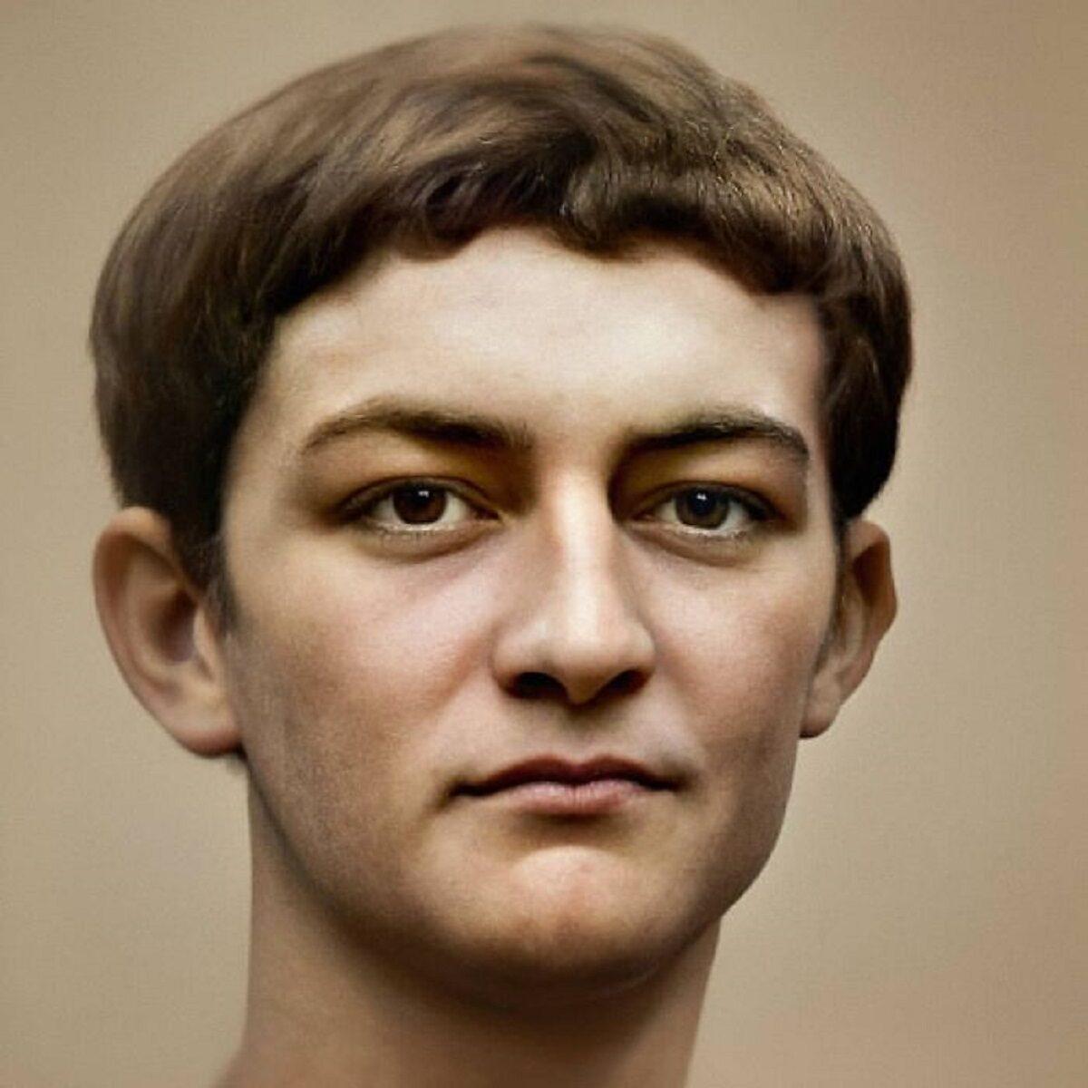 Bas Uterwijk artista mostra como eram essas figuras historicas na vida real 19