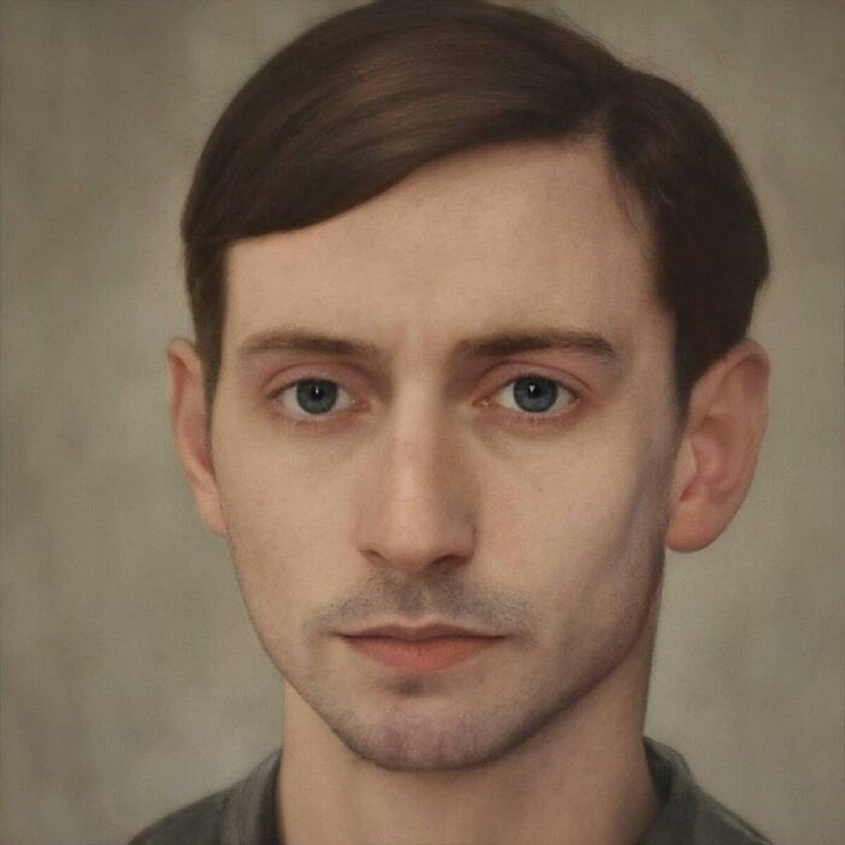 Bas Uterwijk artista mostra como eram essas figuras historicas na vida real 24