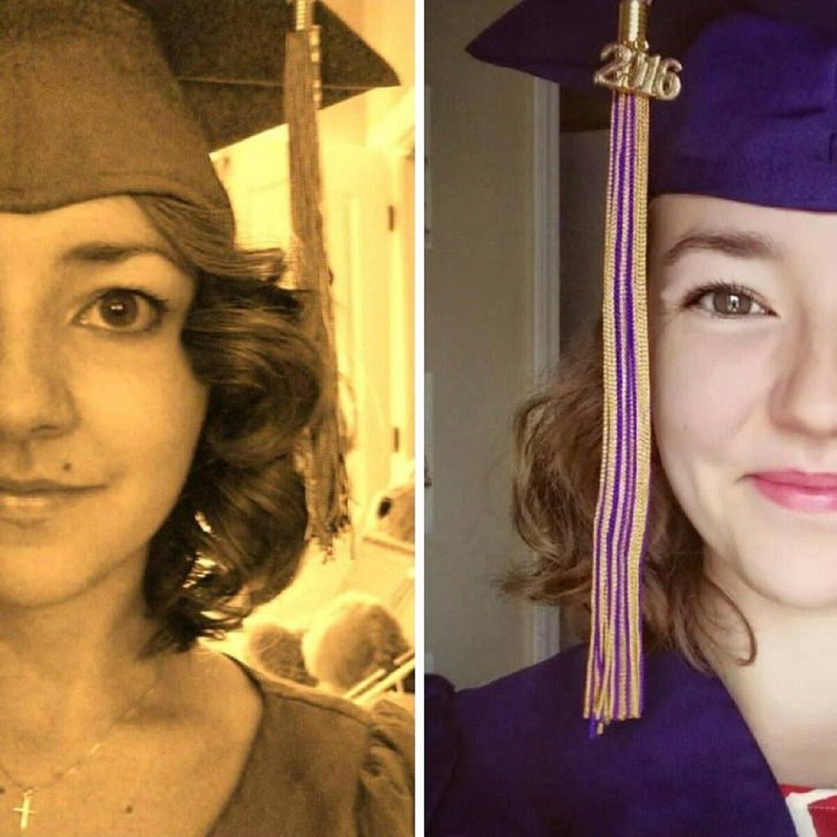 Imagens de antes e depois que mostram que nao devemos temer a passagem do tempo 10
