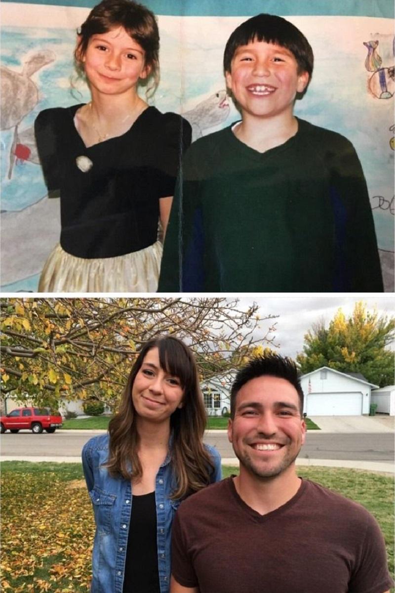 Imagens de antes e depois que mostram que nao devemos temer a passagem do tempo 13