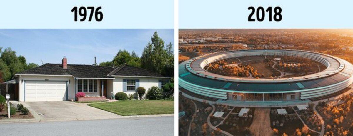 Imagens de antes e depois que mostram que nao devemos temer a passagem do tempo 17
