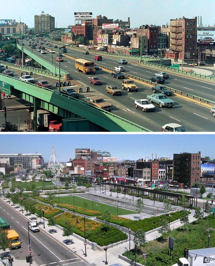 Imagens de antes e depois que mostram que nao devemos temer a passagem do tempo 24