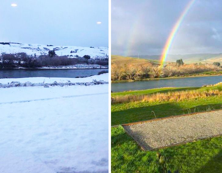 Imagens de antes e depois que mostram que nao devemos temer a passagem do tempo 26