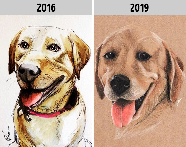 Imagens de antes e depois que mostram que nao devemos temer a passagem do tempo 36