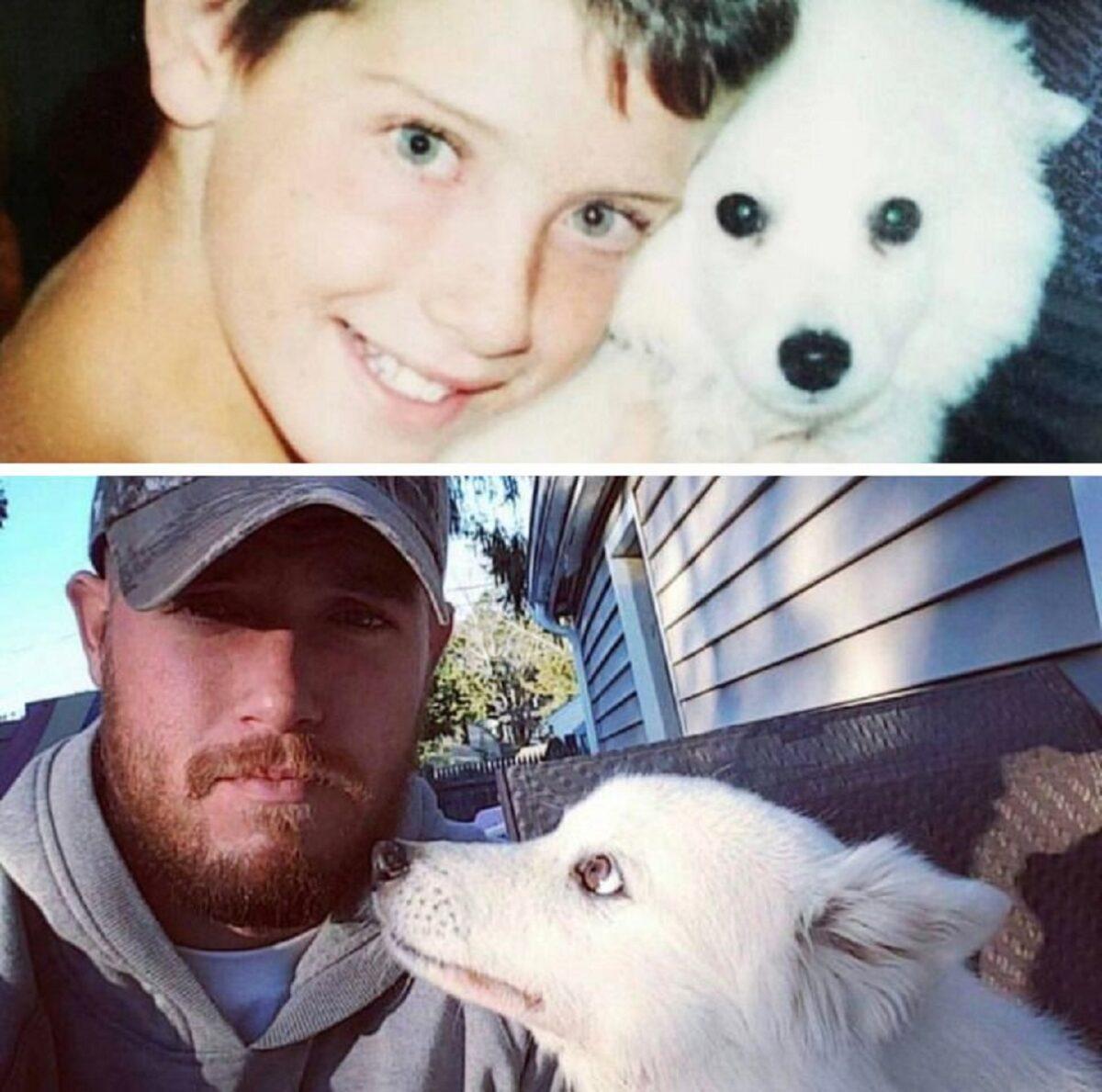 Imagens de antes e depois que mostram que nao devemos temer a passagem do tempo 4