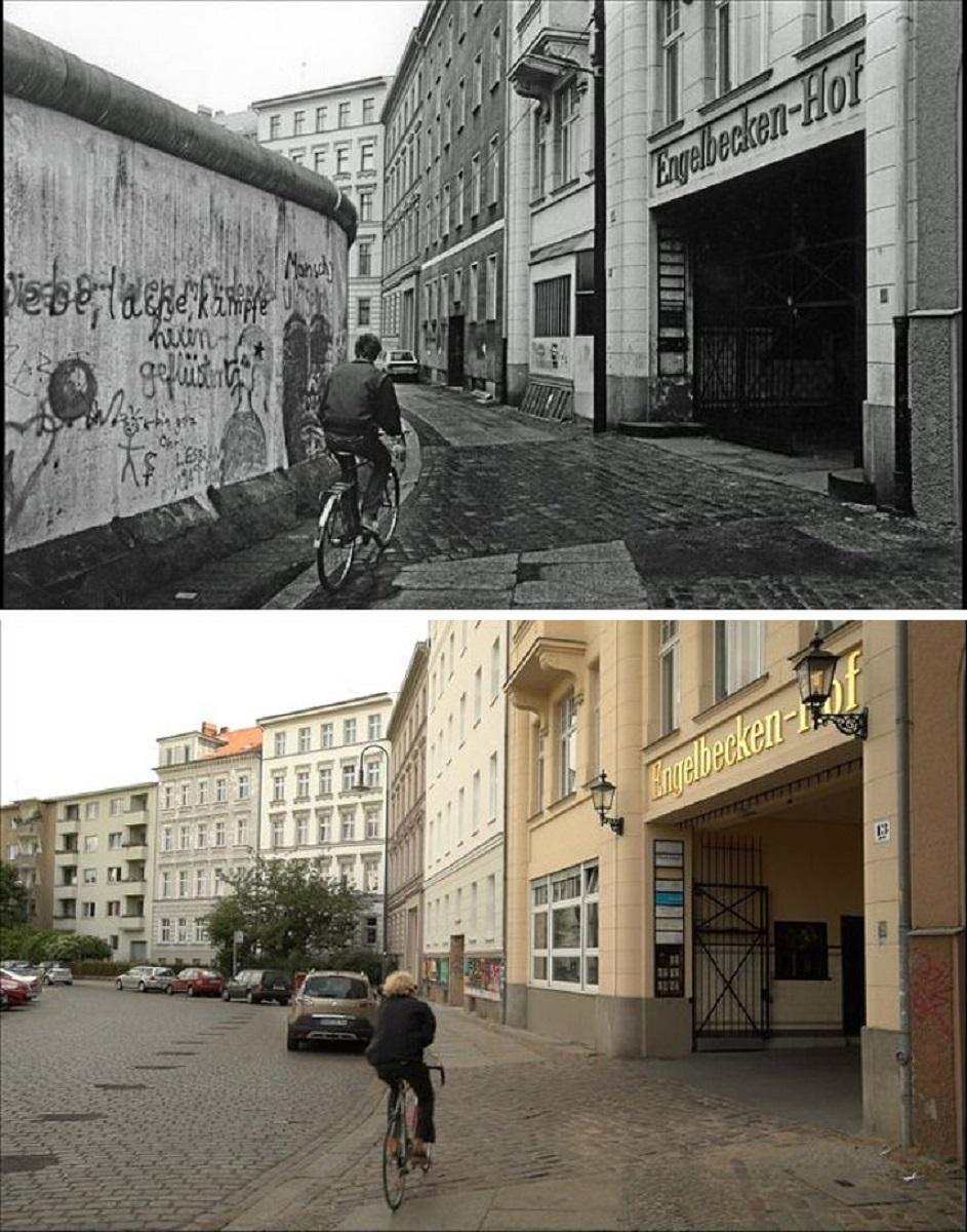 Imagens de antes e depois que mostram que nao devemos temer a passagem do tempo 5