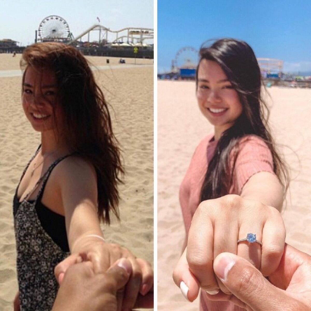 Imagens de antes e depois que mostram que nao devemos temer a passagem do tempo 6