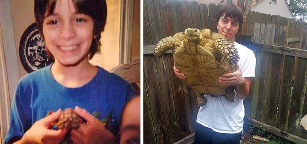 Imagens de antes e depois que mostram que nao devemos temer a passagem do tempo 7