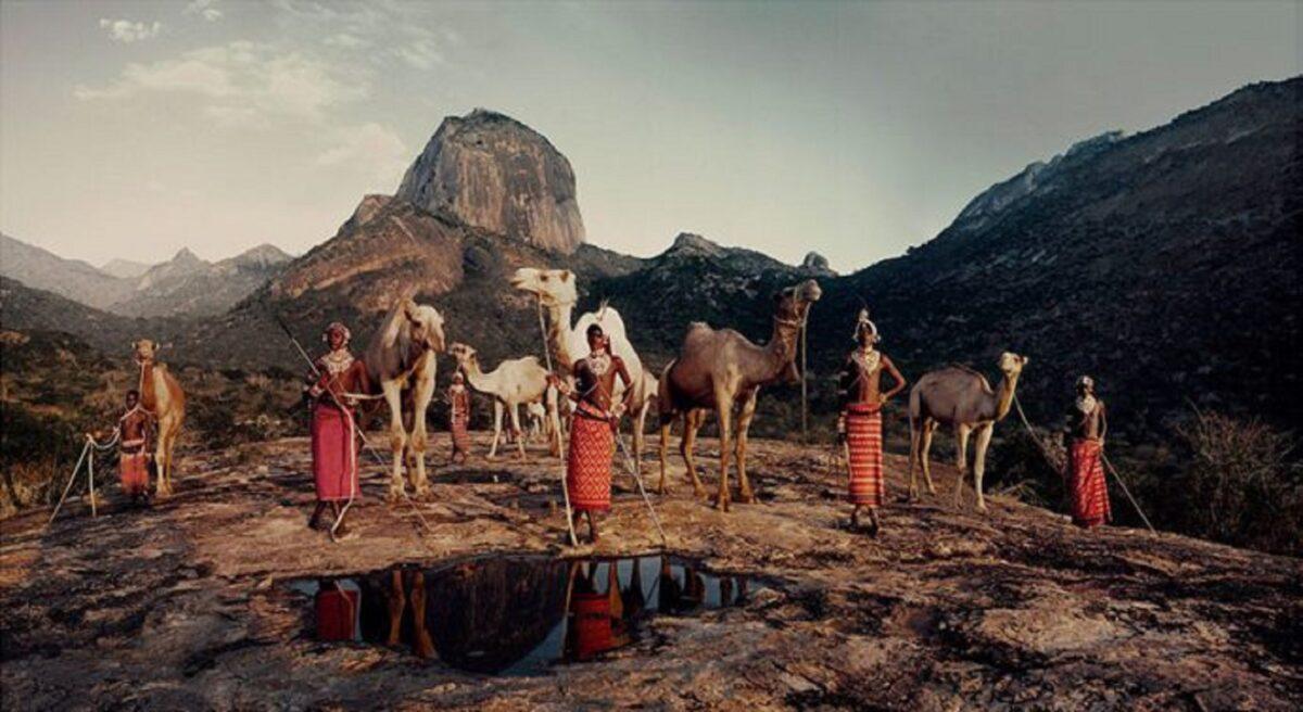 Jimmy Nelson projeto Salute to Mankind registra comunidades isoladas ao redor do mundo 5