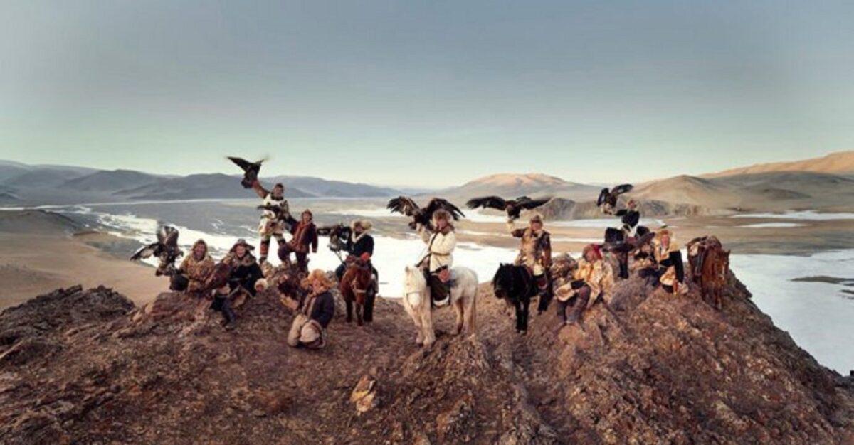 Jimmy Nelson projeto Salute to Mankind registra comunidades isoladas ao redor do mundo 6