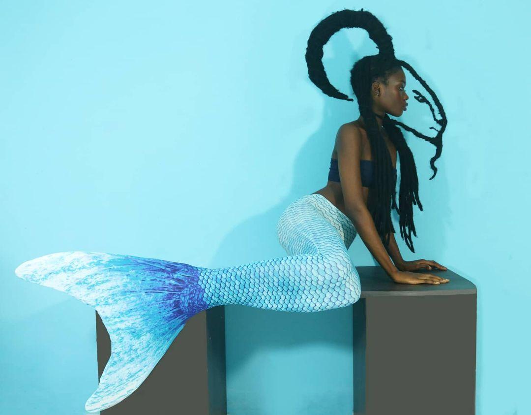 Laetitia Ky artista cria esculturas com o proprio cabelo e exalta beleza crespa 15