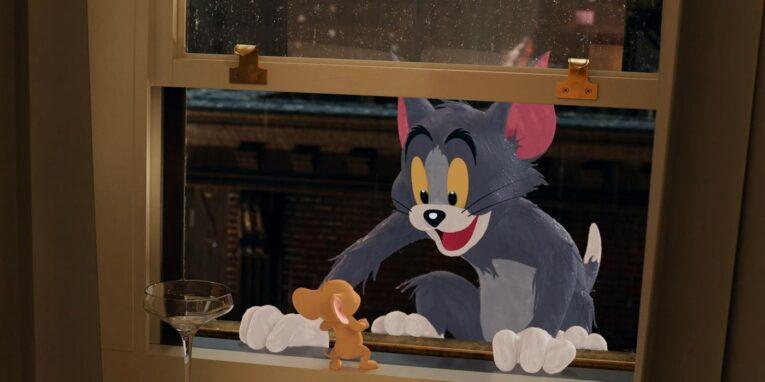 Critica Tom e Jerry O Filme 2