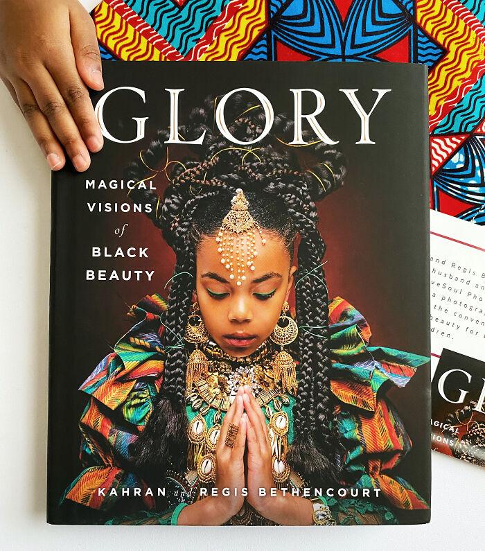 AfroArt serie em livro de fotografia mostra padroes de beleza de criancas negras 10