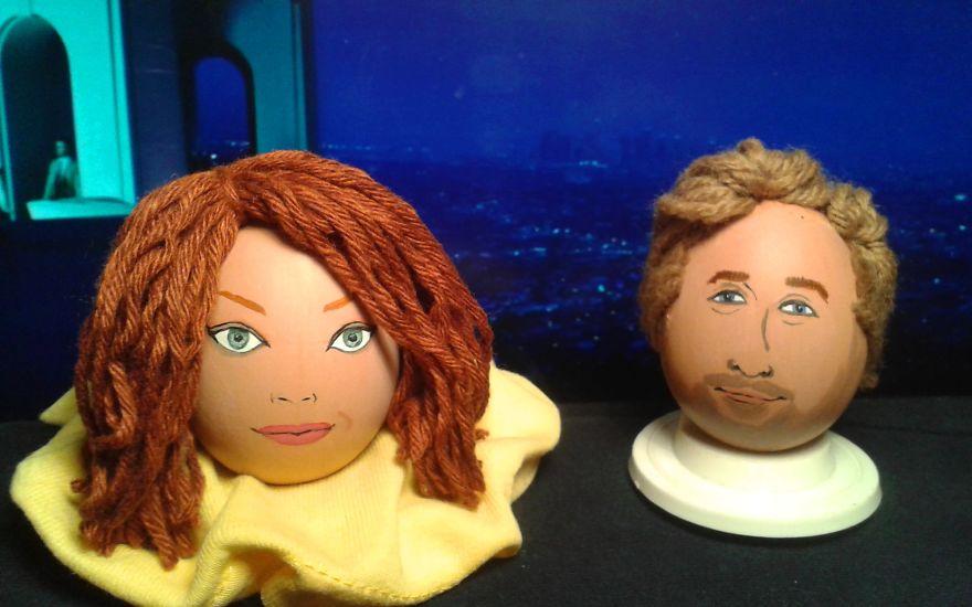 Celeggs ovos de pascoa com a cara das celebridades 13