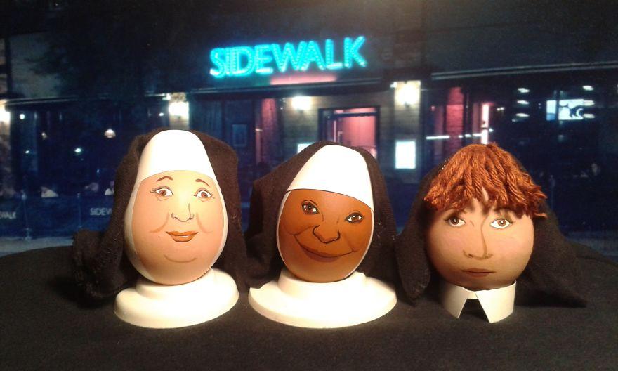 Celeggs ovos de pascoa com a cara das celebridades 14