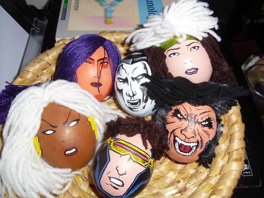 Celeggs ovos de pascoa com a cara das celebridades 4