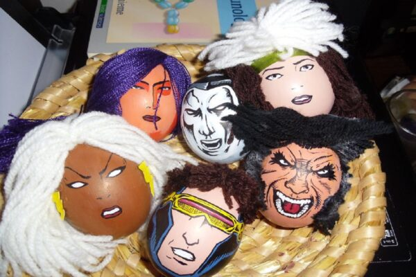 Celeggs ovos de pascoa com a cara das celebridades