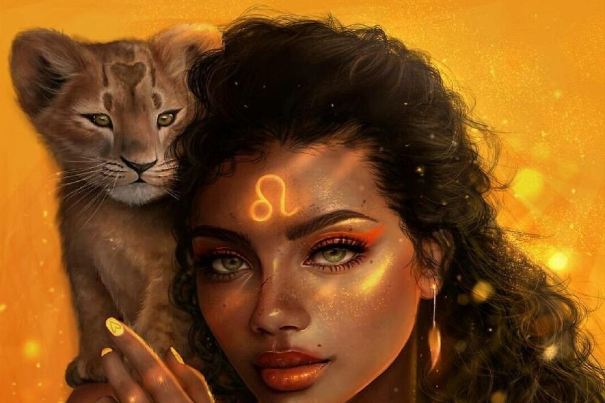 Tati MoonS: artista redesenha signos como se fossem mulheres