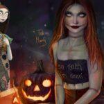 TatiMoons artista cria ilustracoes de personagens transformados em pessoas reais 50
