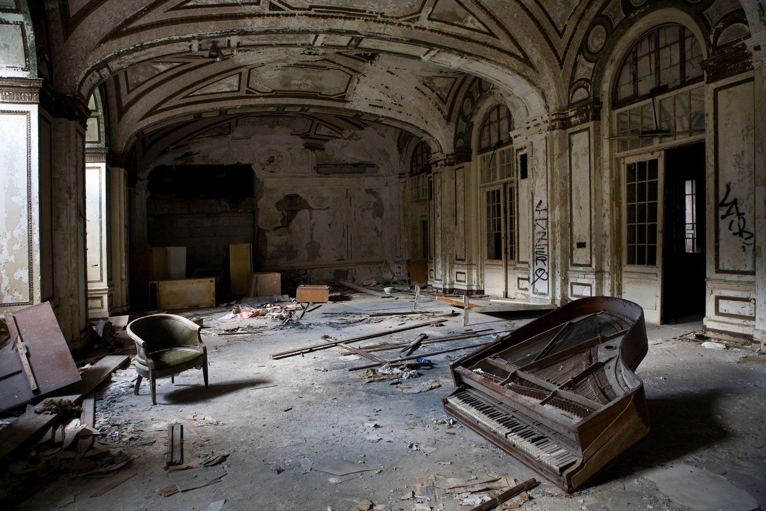 Fotos de locais abandonados [2]