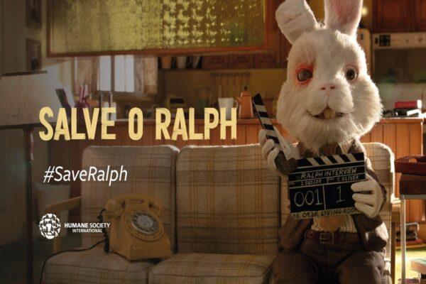 Save Ralph curta metragem critica teste em animais 50
