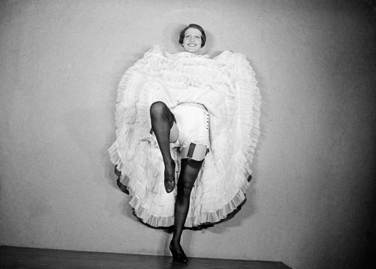 Fotografias raras do cabare Moulin Rouge 13