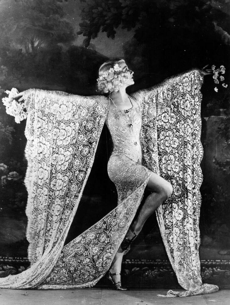 Fotografias raras do cabare Moulin Rouge 8