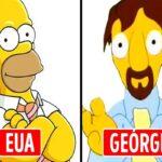 Parodias de desenhos animados releituras de Os Simpsons O Rei Leao e Scooby Doo 50