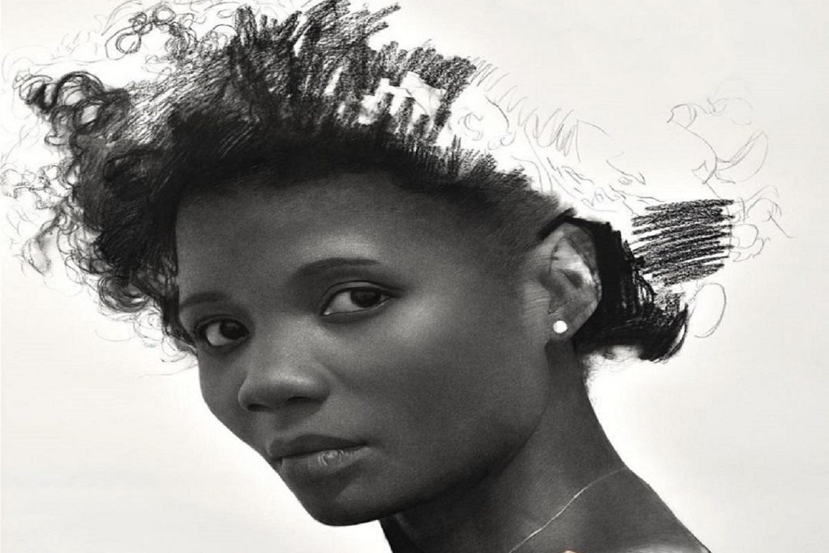Clio Newton artista cria retratos de mulheres em carvao 1 CAPA