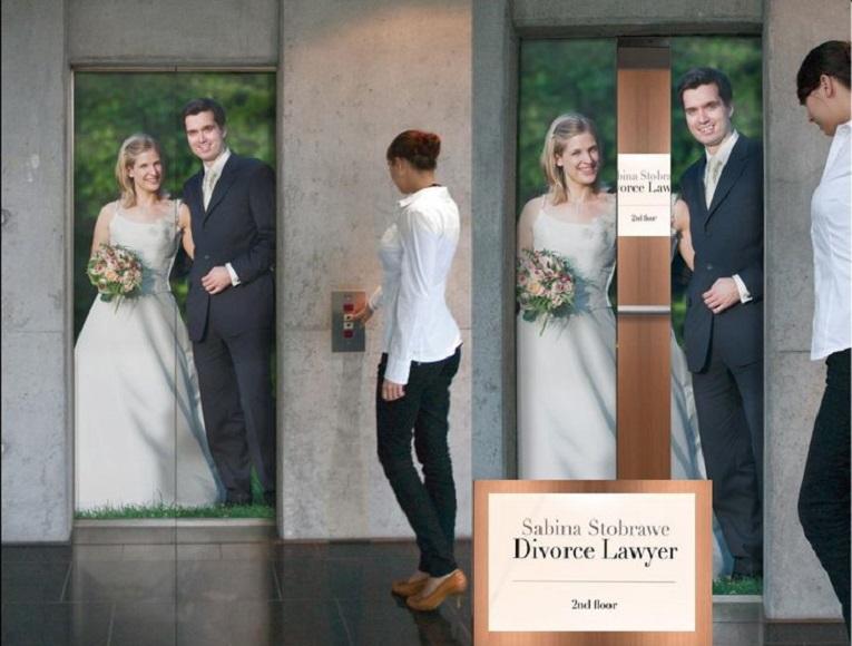 Criativos anuncios em elevadores 2