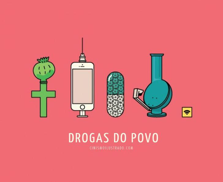 Eduardo Salles artista denuncia sociedade em ilustracoes 10