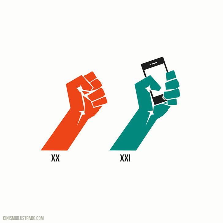Eduardo Salles artista denuncia sociedade em ilustracoes 13
